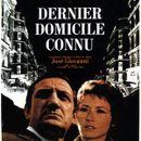 Pochette Dernier Domicile Connu (OST)