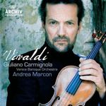 Pochette Concertos for Violin, Strings and Continuo