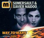 Pochette Way to Mars (Single)