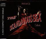 Pochette The Scandalous Sex Suite (EP)