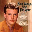 """Pochette Rick Nelson Sings """"For You"""""""