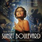 Pochette Sunset Boulevard (OST)