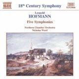 Pochette 18th Century Symphony: Five Symphonies