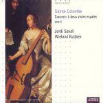 Pochette Concert XLIV : Tombeau les Regrets – Quarillon – Les pleurs – Joye des Elizées – Les Elizées