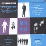 """Pochette Chansons """"possibles"""" et """"impossibles"""""""