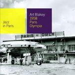 Pochette Jazz in Paris: 1958 Paris Olympia (Live)
