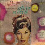 Pochette Exotic Sounds From the Silver Screen