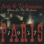 Pochette Exposition Internationale - Arts et Techniques - Paris 1937