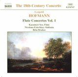 Pochette Flute Concertos, Volume 1
