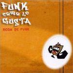 Pochette Roda de Funk