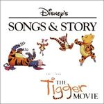 Pochette The Tigger Movie Songs & Story