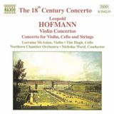 Pochette Violin Concerto in B-flat major (Badley Bb1): II. Adagio