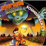 Pochette Diddy Kong Racing Soundtrack CD (OST)