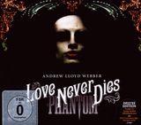 Pochette Love Never Dies (2009 concept cast) (OST)