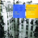 Pochette Jazz in Paris: The Bernard Peiffer Trio Plays Standards