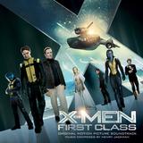 Pochette X-Men: First Class (OST)