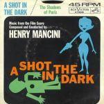 Pochette A Shot in the Dark (OST)
