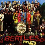 Pochette Sgt. Pepper's Lonely Hearts Club Band (original stereo studio mix)