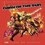 Pochette Dark of the Sun (OST)