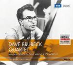 Pochette Dave Brubeck Quartet 02.04.60 Essen,Grugahalle (Live)