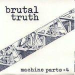Pochette Machine Parts +4 (EP)