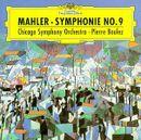 Pochette Symphony no. 9