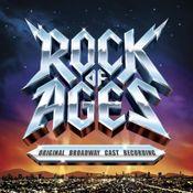 Pochette Rock of Ages (2009 original Broadway cast) (OST)