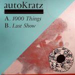 Pochette 1000 Things (Single)