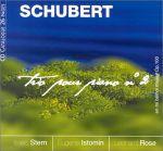 Pochette Trio no. 2 for Piano, Violin & Cello, op. 100, D. 929: II. Andante con moto