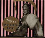 Pochette Miss Peggy Lee