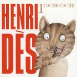 Pochette Henri Dès, Volume 1: Cache-cache