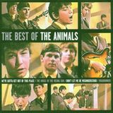 Pochette The Best Of The Animals