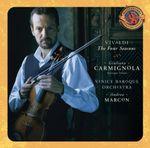 Pochette Vivaldi: The Four Seasons / Locatelli: Concertos in F major and D major