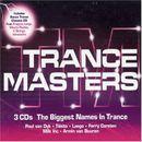 Pochette Trance Masters