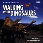 Pochette Walking With Dinosaurs (OST)