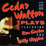 Pochette Cedar Walton Plays