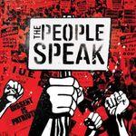 Pochette The People Speak (OST)