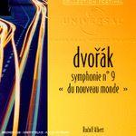 """Pochette Symphonie No. 9 """"Du Nouveau Monde"""""""