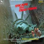 Pochette John Carpenter's Escape From New York (OST)