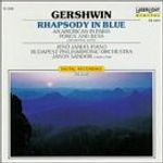 Pochette Rhapsody in Blue / An American in Paris / Porgy and Bess (Orchestral Suite)