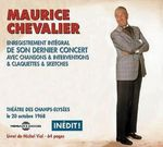 Pochette Dernier Concert (Live)