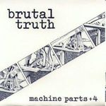 Pochette Machine Parts +4 (EP)