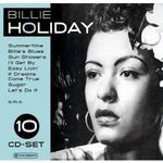 Pochette Billie Holiday