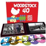 Pochette Woodstock: 40 Years On: Back to Yasgur's Farm (Live)
