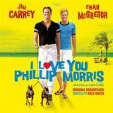Pochette I Love You Phillip Morris (OST)