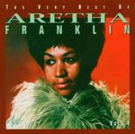 Pochette The Very Best of Aretha Franklin: The '60s