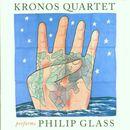 Pochette Kronos Quartet performs Philip Glass