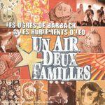 Pochette Un air, deux familles (Live)