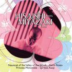 Pochette Hisaishi Meets Miyazaki Films