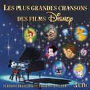 Pochette Les plus grandes chansons des films Disney